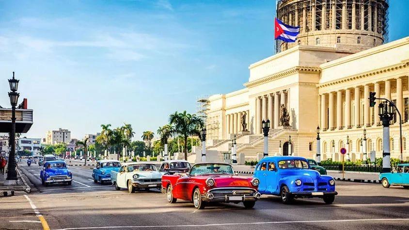 Havana from Varadero