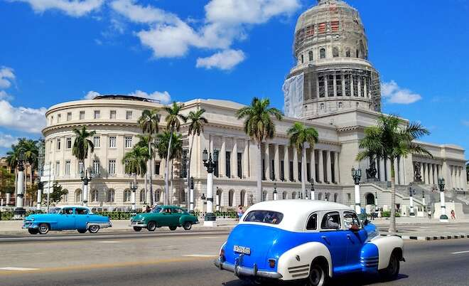 Cuba clasica en 14 dias