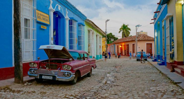 Trinidad y Cienfuegos