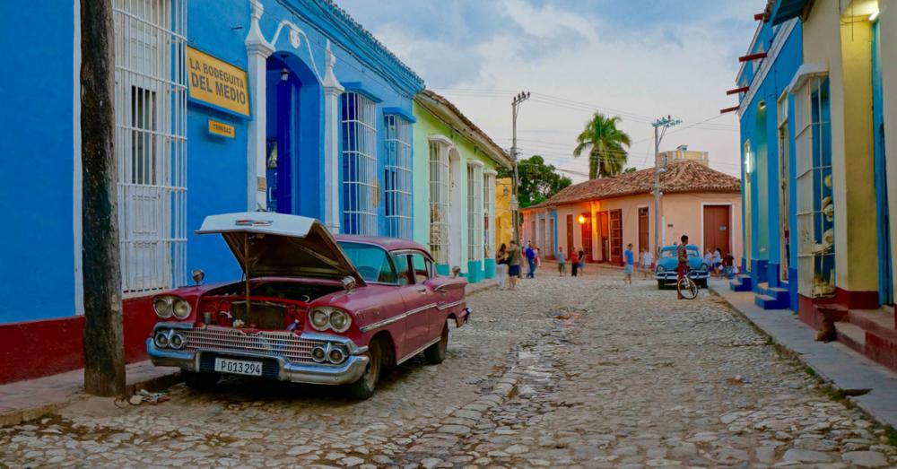 Cienfuegos & Trinidad