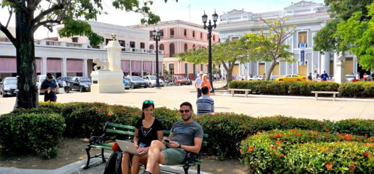 internet in cuba: history and reality