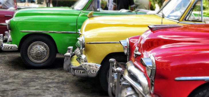 Transport in Cuba. How to travel