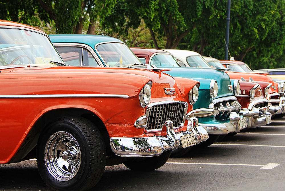 Vinales by Classic Car